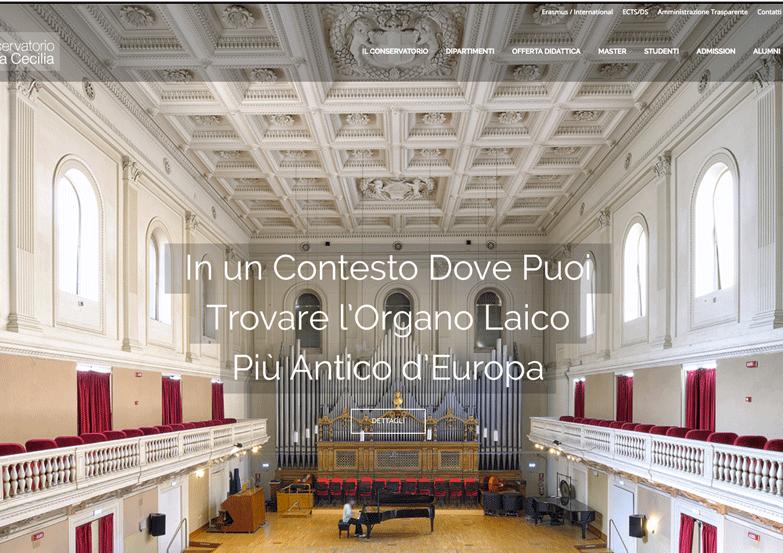 Conservatorio Santa Cecilia in Roma